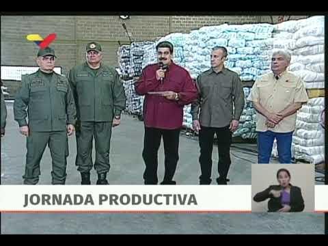 """Presidente Maduro responde ante """"sanciones"""" al Banco Central de Venezuela anunciadas por John Bolton"""