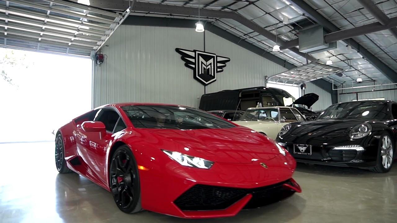 Lamborghini Huracan In San Antonio, TX U0026 Boerne, TX   Mark Motors