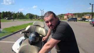 Мотоцикл BMW K 1600 GTL. Моторы 193
