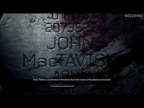 Call of Duty Modern Warfare 3 - Captain Price's Revenge Speech