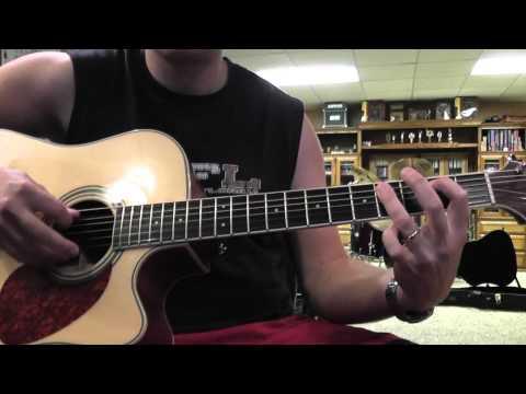 Don Rich - Cajun Fiddle (Cover) Demonstration