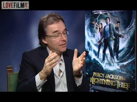 Chris Columbus | Percy Jackson and the Lightning Thief | LOVEFiLM
