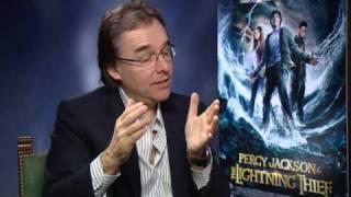 Chris Columbus | Percy Jackson And The Lightning Thief | LOVEFiLM