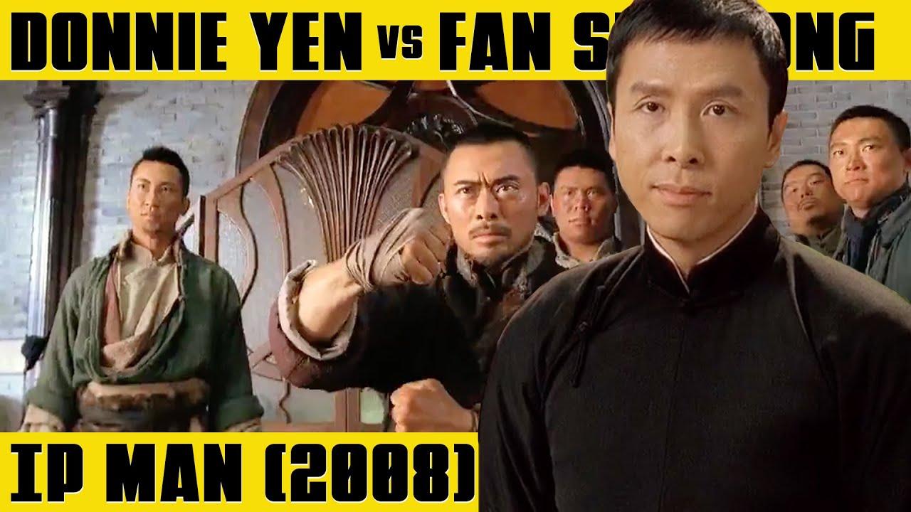 Download DONNIE YEN vs FAN SIU-WONG | IP MAN (2008)