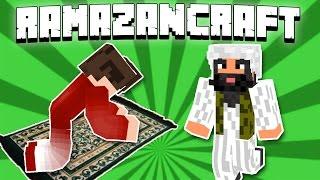 MOD PAKETİNİ VERİYORUM  Minecraft RAMAZANCRAFT - 3.Bölüm