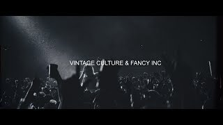 Vintage Culture, Fancy Inc - In the Dark (Official Video)