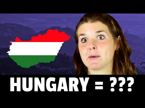 Living in HUNGARY as a Foreigner | INCREDIBLE Hungarian culture, food, holidays, etc