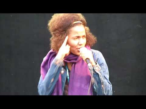 Nneka - Soul is heavy live! 31.08.2011 Hamburger Kultursommer