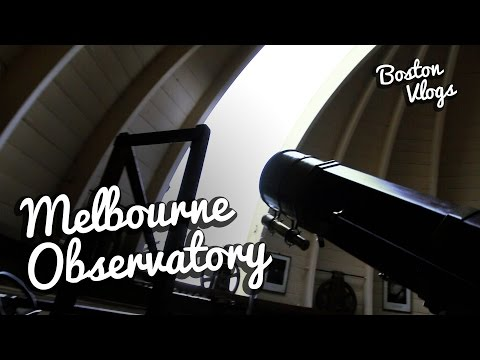 VLOG #85 | Melbourne Observatory | Open House Melbourne