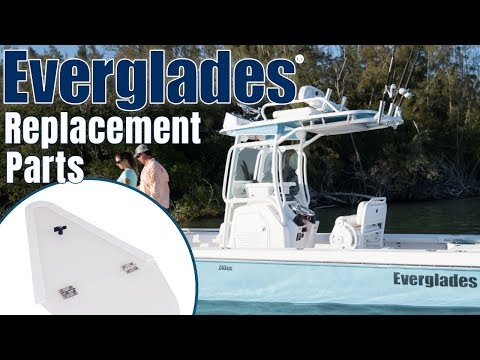 Everglades Replacement Parts | Boat Windows