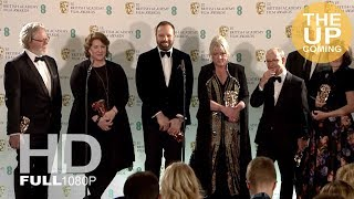 The Favourite press conference BAFTA for Outstanding British Film with Yorgos Lanthimos