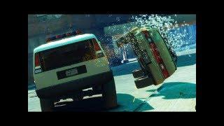 GTA 4 - Трюки, Аварии и Приколы! [#23]
