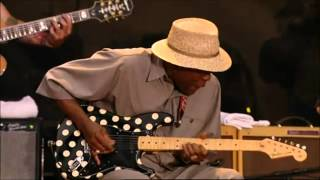 BB King, Eric Clapton, Buddy Guy & Jimmie Vaughan - Rock me baby