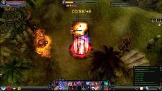 Cabal Online - Forbidden Island Speedrun 07:03 (06:03) (GER)