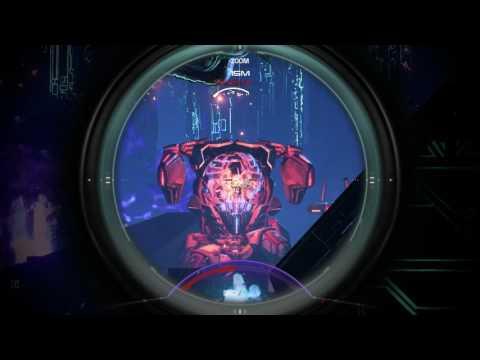 Mass Effect  Vanguard Build Single Player