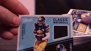 Ronnie's 2017 Classics NFL 2 Box Break