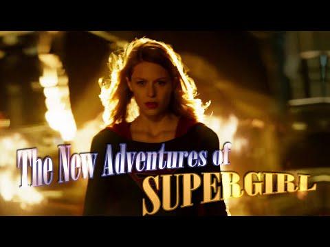 [NEW] Supergirl - Season 1 intro (Lois & Clark style)