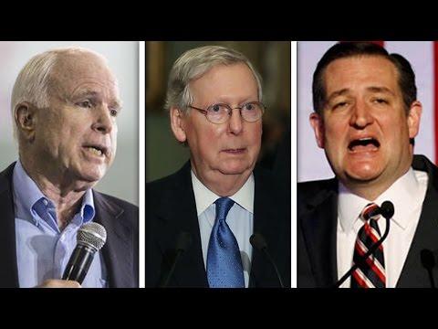 Republicans' Staggering Supreme Court Hypocrisy