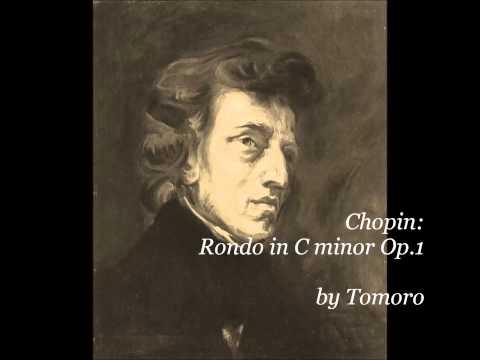 Chopin Rondo in C minor Op.1