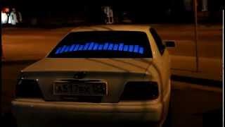 Нереально круто! Эквалайзер на заднее стекло автомобиля 90х25см(Эквалайзеры на заднее стекло автомобиля украсит ваш автомобиль и подарит хорошее настроение. Заказать..., 2014-04-07T17:40:04.000Z)