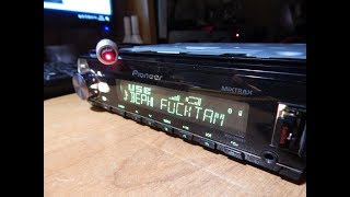 оптика в Pioneer MVH-X580BT (USB+BT)