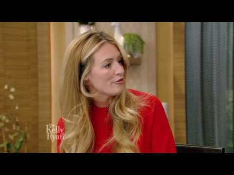 """Cat Deeley Sees """"Hello Dolly"""" on Broadway"""