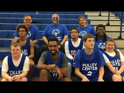 Hoop Dreams at Pulley Career Center