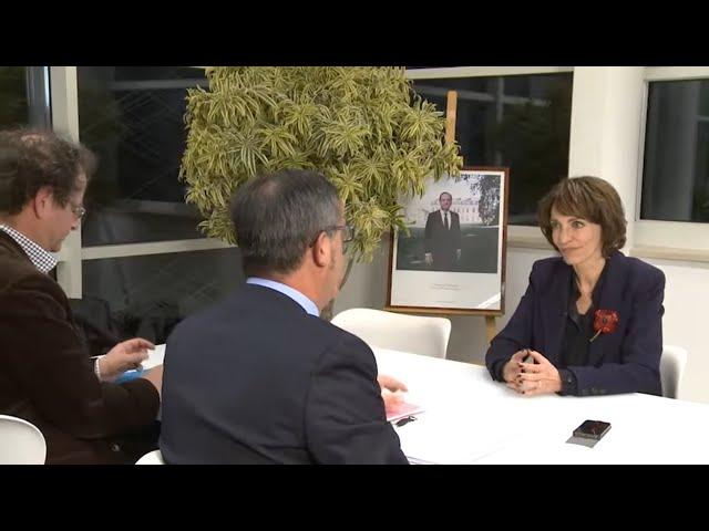 Film Interview Marisol Touraine