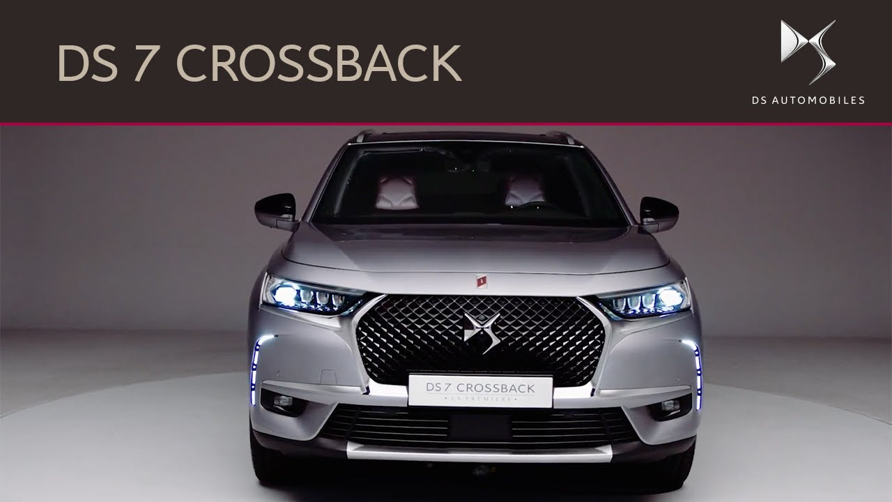 ds 7 crossback la premi re limited edition first look with 39 what car 39 youtube. Black Bedroom Furniture Sets. Home Design Ideas