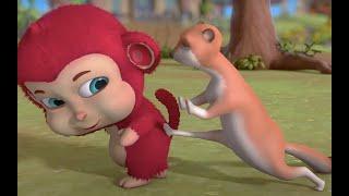 Pop Goes The Weasel | +More nursery rhymes & Baby Songs for Kindergarten