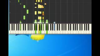 Lorenz Hart & Richard Rodgers   The Lady Is A Tramp [Piano tutorial by Synthesia]