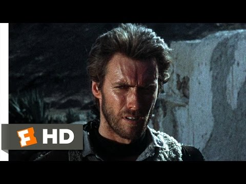 A Fistful of Dollars (4/9) Movie CLIP - Rescuing Marisol (1964) HD