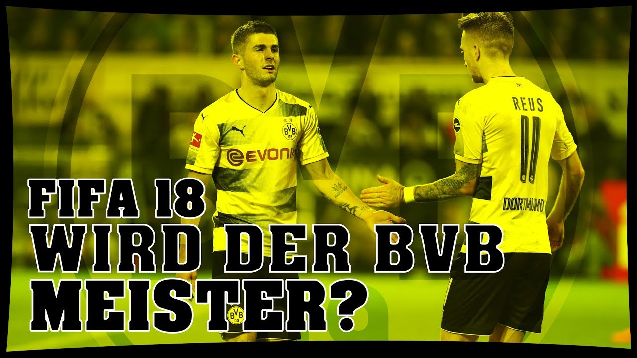 Fifa 18 Bvb Edition