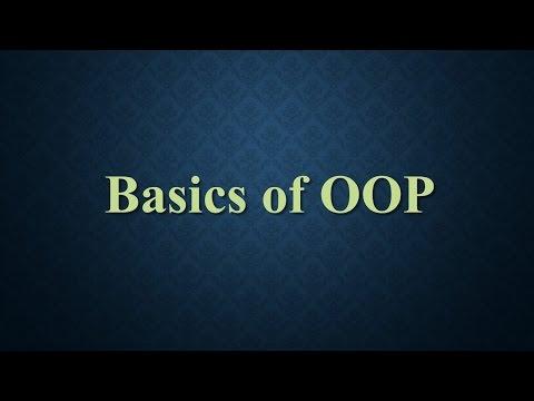 Lesson 1 -  Basics of OOP  [ JAVA for beginners  ]
