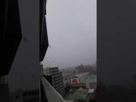 Japan Snowfall - Nov 2016
