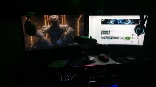 UNBOXING $3000 GAMING PC AND MONITOR!