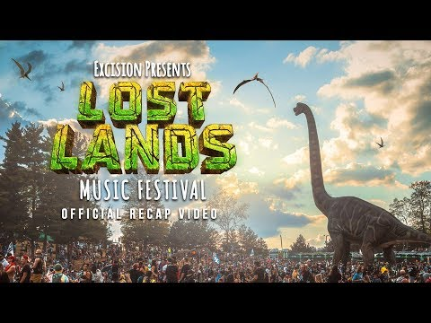 Lost Lands Music Festival 2017 - Official Recap Video