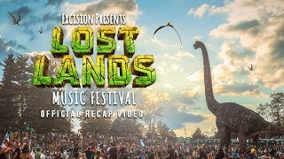 Lost Lands Music Festival 2017 - Official Recap Video 2017 Video