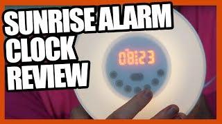 iPeak Sunrise Alarm Clock Review | EpicReviewGuys CC