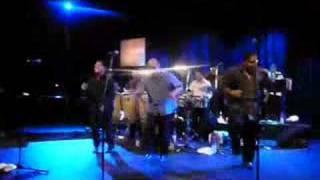 Spanish Harlem Orchestra en Berlin (1) - August, 24th 2007