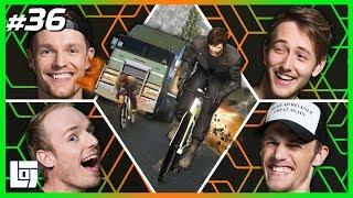 GTA V: FIETSERS vs. TRUCKERS met Enzo, Jeremy, Milan en Joost | XL Battle | LOGS2 #36