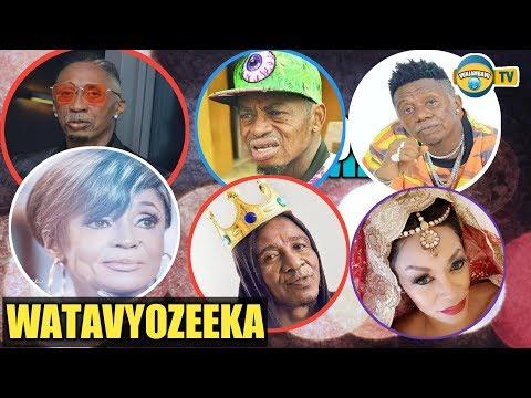 Hivi Ndivyo Mastaa Wa Bongo Watakavyozeeka(Mabibi na Mababu)😂😂