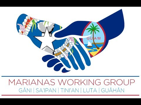 Marianas Working Group - Day 1