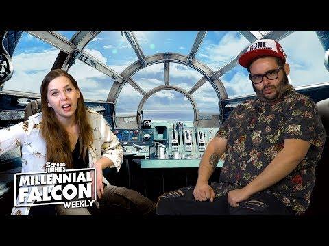 Download Youtube: Star Wars: The Last Jedi! WILD UNNECESSARY SPECULATION! - Millennial Falcon (with Steve Zaragoza)