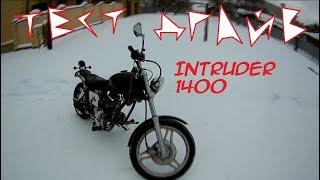 Обкатка  первого  снега и обзор конструкции очень хороших мотоциклов.