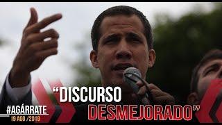 ERRORES DE GUAIDÓ SE CONVIERTEN EN TRAGEDIA | PARTE 2 | AGÁRRATE | FACTORES DE PODER