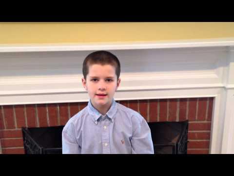 Aidan M. - Roaring Brook School
