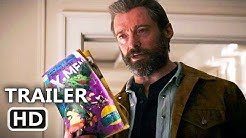 LOGAN Official Trailer # 2 (2017) Wolverine, X-Men Movie HD