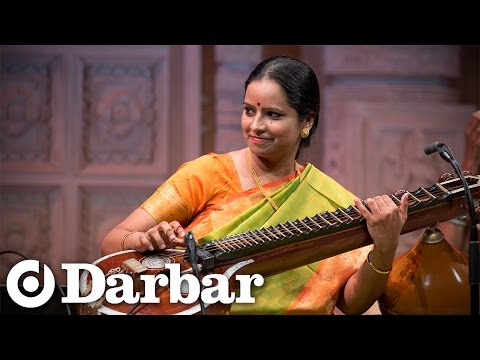 Amazing Carnatic music  Jayanthi Kumaresh  Raga Shanmukhapriya  Music of India