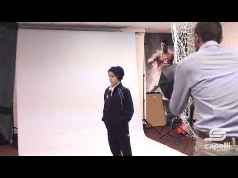 Capelli Sport Photoshoot - Behind the Scene
